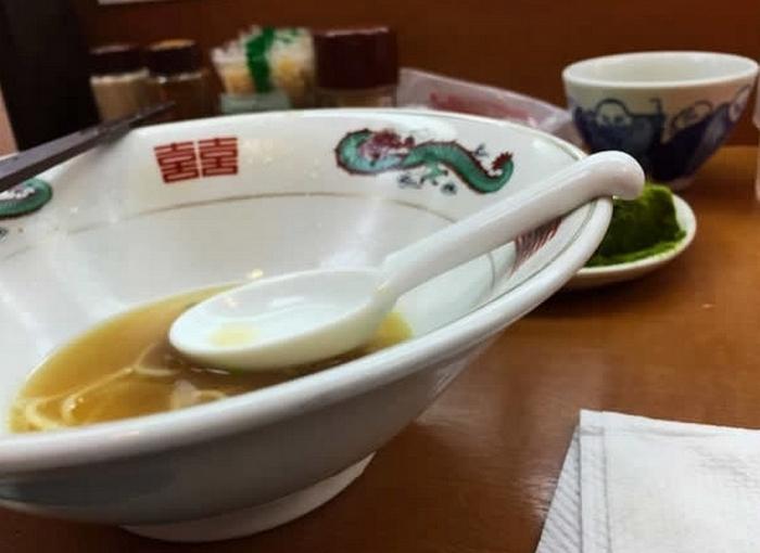 Японская ложка и другие очень удобные вещи.