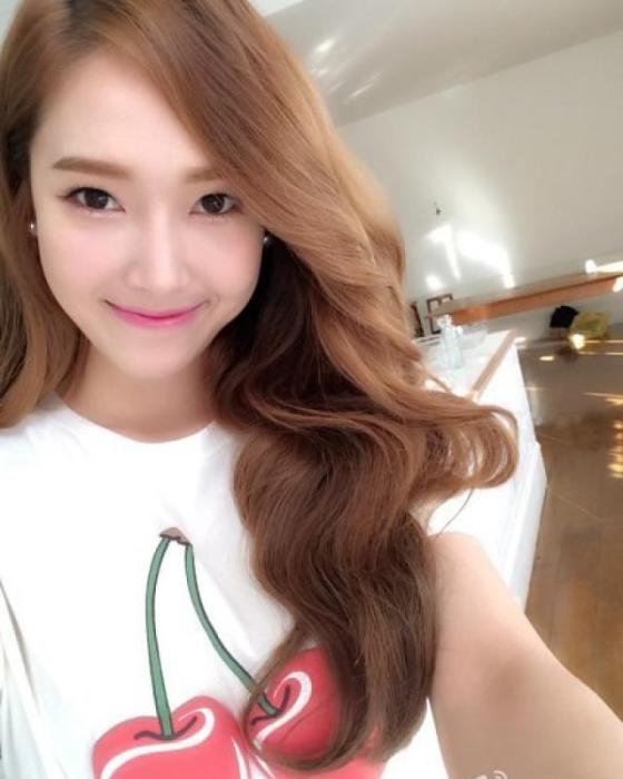 Джессика из Girls Generation.