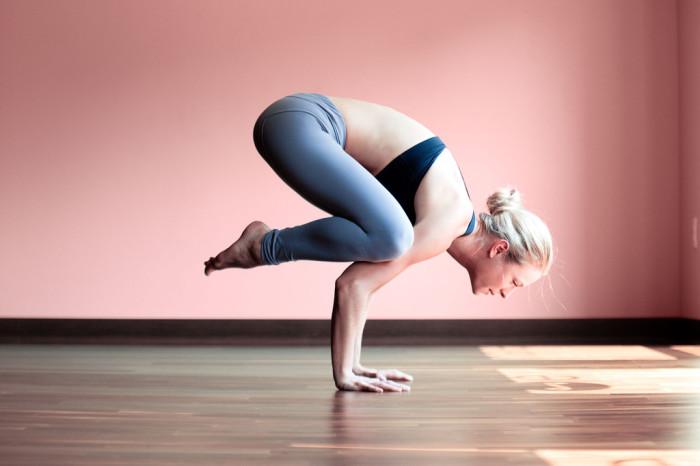 Йога - и для души, и для тела.