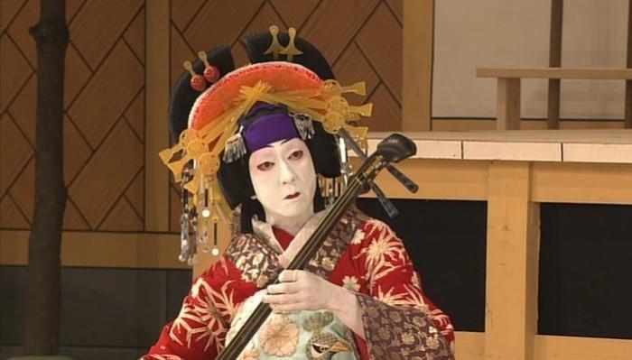 В театре кабуки можно узнать много интересного.