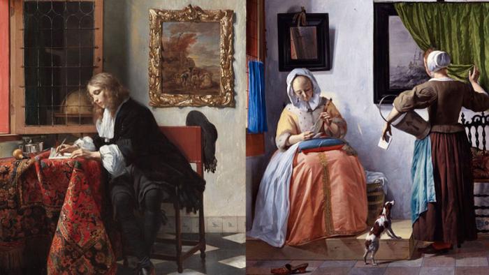 10 известнейших картин с неожиданным подтекстом