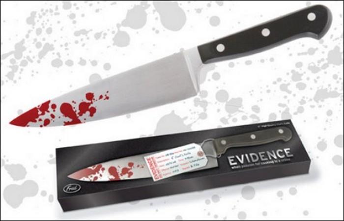 Нож «Вещественное доказательство»