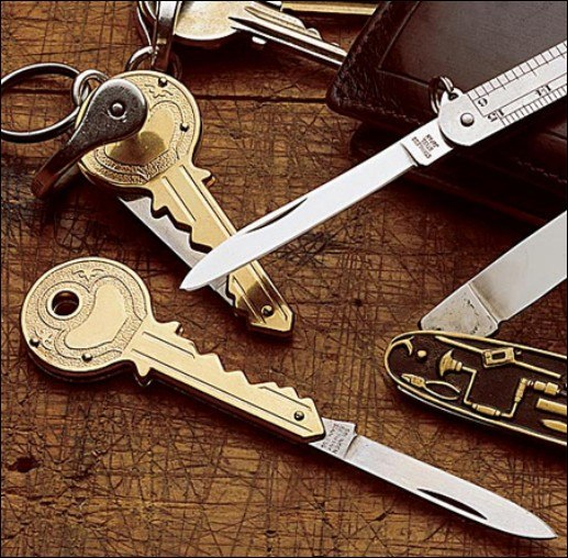 Нож-ключи