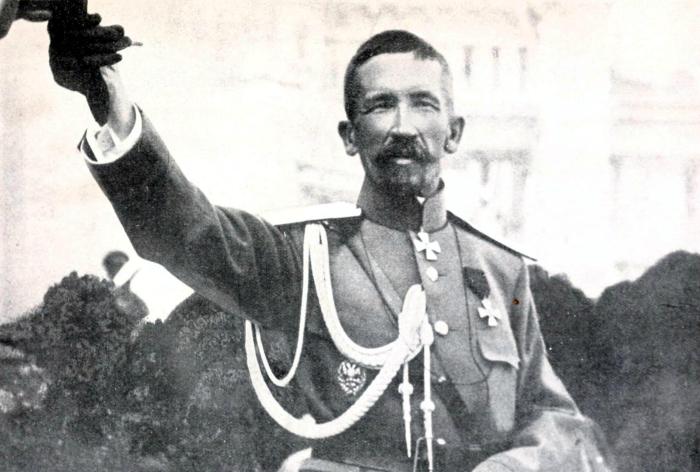 Генерал Корнилов.