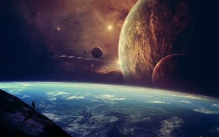 Інші планети земного типу.