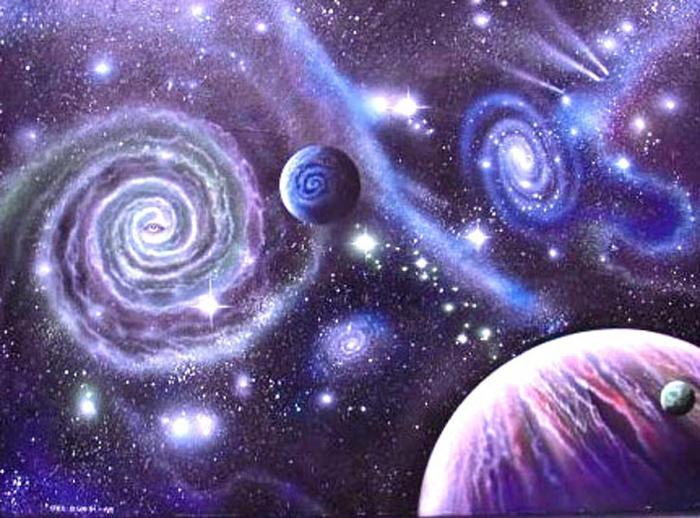 Множинні всесвіти.
