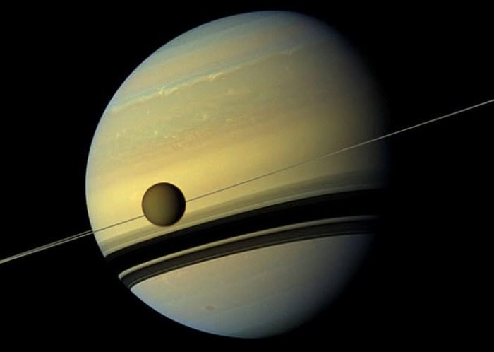 Тайна колец Сатурна