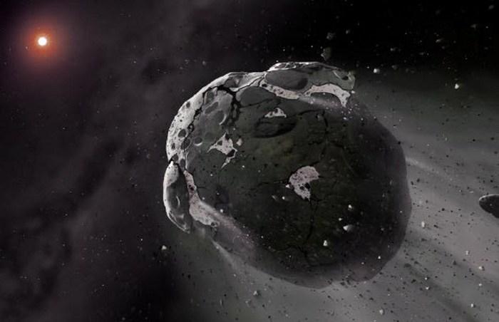 Пересчитать все астероиды!