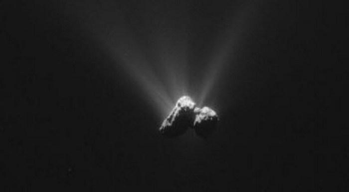 Эти опасные кометы!
