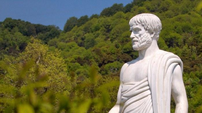 Аристотель о красоте.