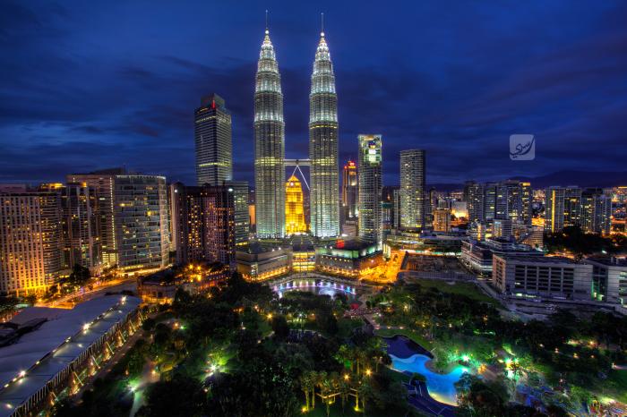 Куала-Лумпур - столица программистов всего мира.