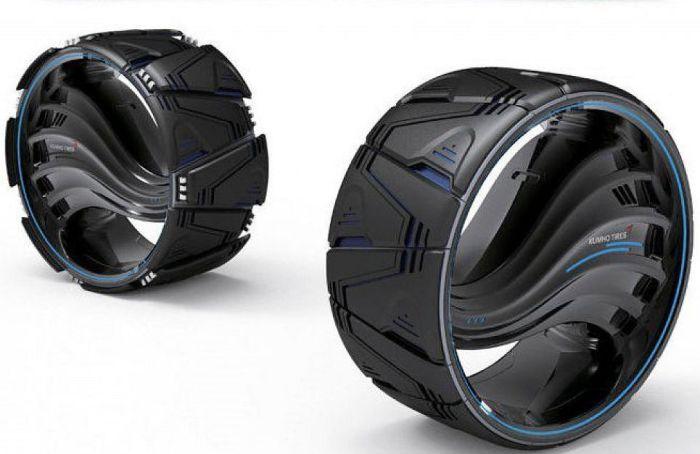 Kumho's Maxplo - умные автомобильные колёса для любой погоды.