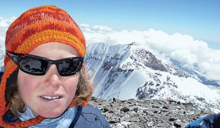 Джордан Ромеро - самый молодой покоритель Эвереста.