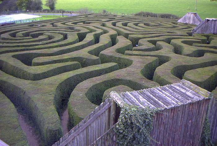 Лонглит (Лонглит, графство Уилшир, Англия).