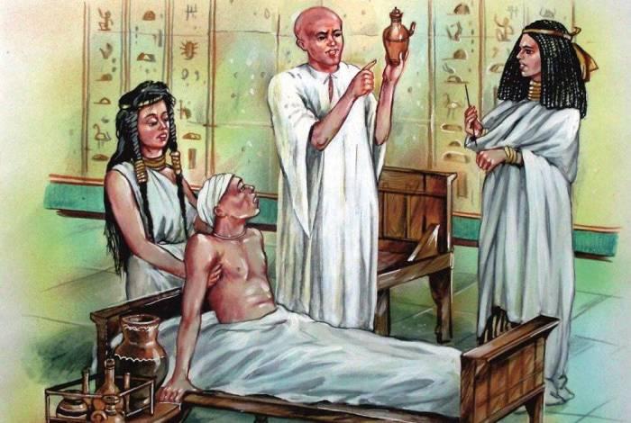 Невероятные способы лечения, которые практиковали в Древнем Риме