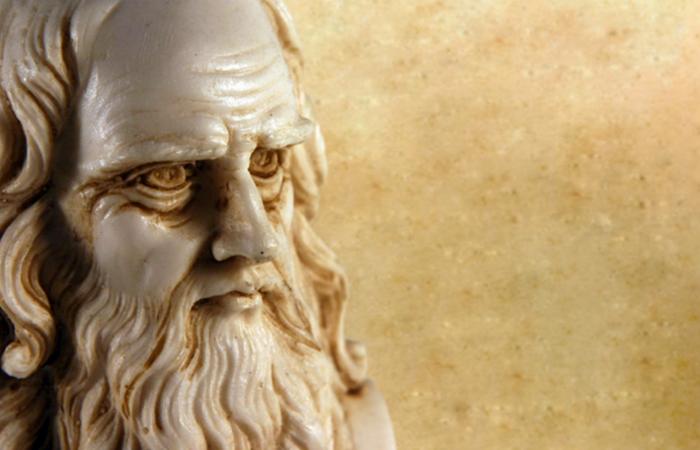 Леонардо да Винчи - человек, опередивший время.
