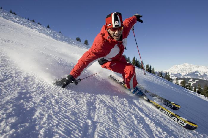 Горные лыжи: снег везде одинаков!