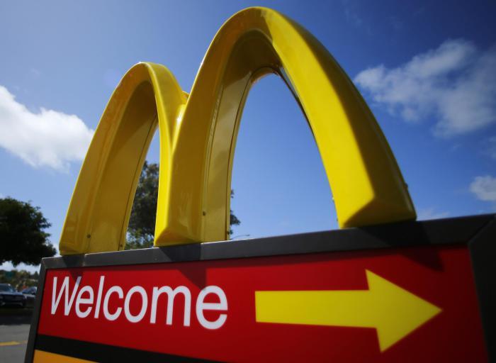 McDonalds - стремление к истокам.