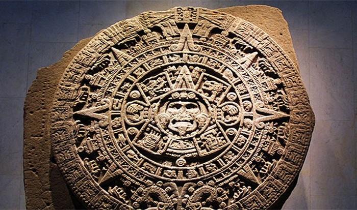 Календарь майя.