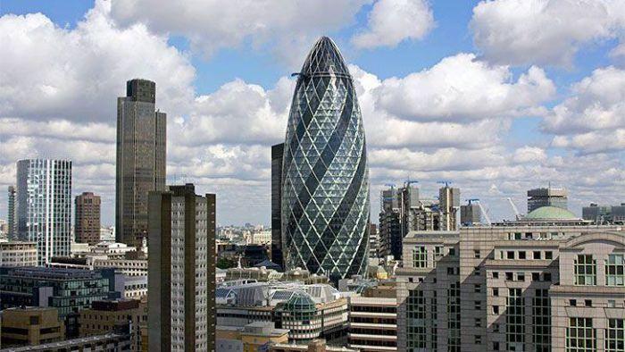 Лондон - столица исследовательских центров и лабораторий.