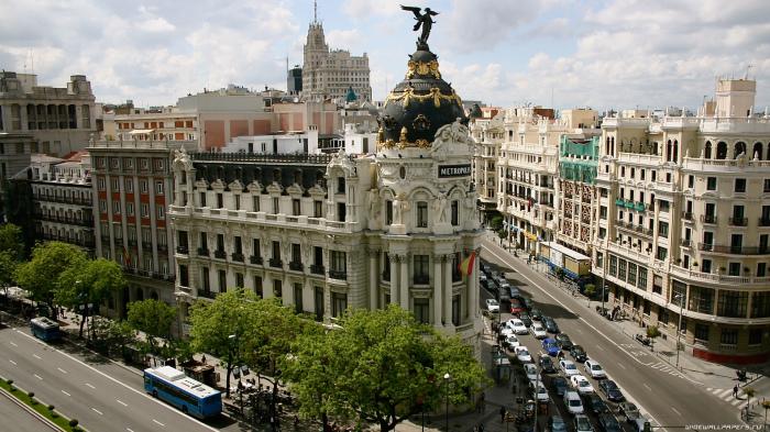 Мадрид - испанская столица высокотехнологичных производств.