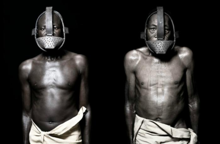 Маска раба-землееда.