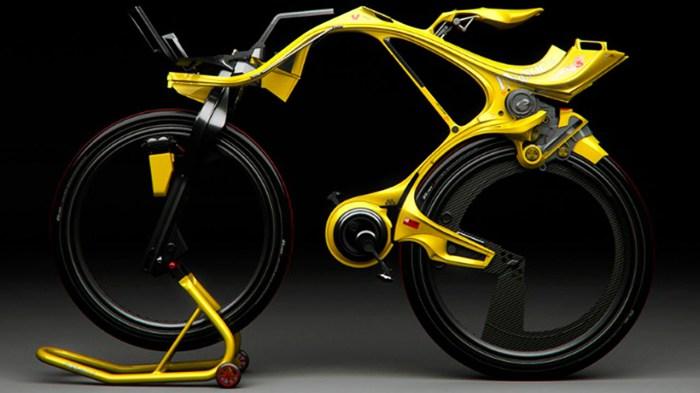 Самые невероятные велосипеды.