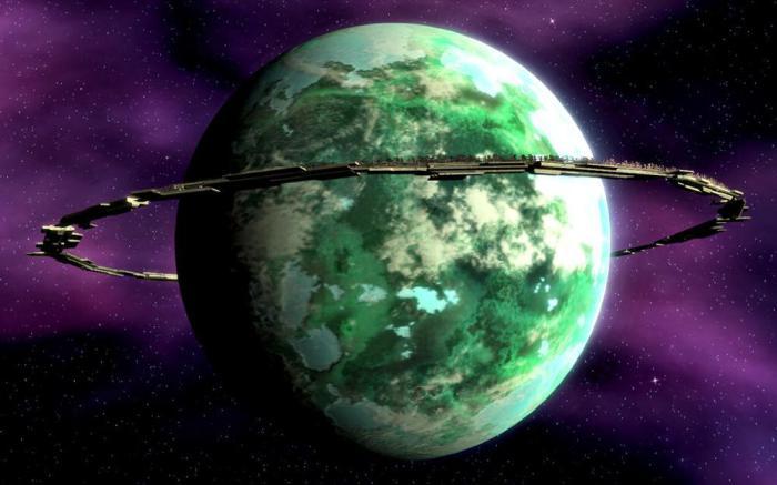 Орбитальное кольцо.