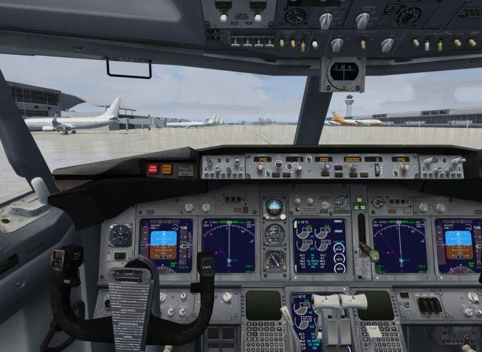 Игра-симулятор Microsoft Flight Simulator