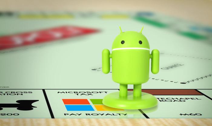 Android Microsoft - одна из популярных систем.