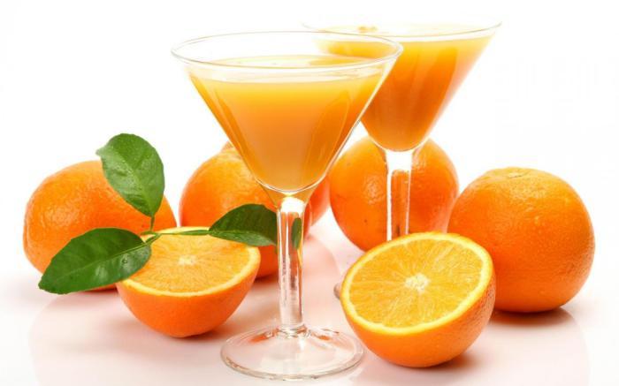 Апельсиновый сок - напиток вкусный, но нецелебный.