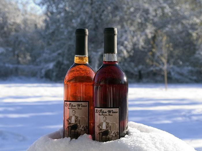 Алкоголь зимой - опасное увлечение.