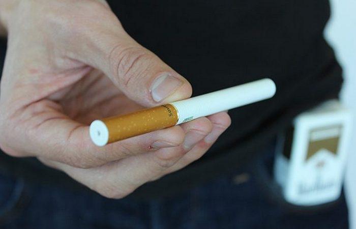 Полный провал: бездымные сигареты.