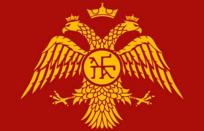 Символ Палеологов.