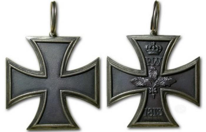 Железный крест.