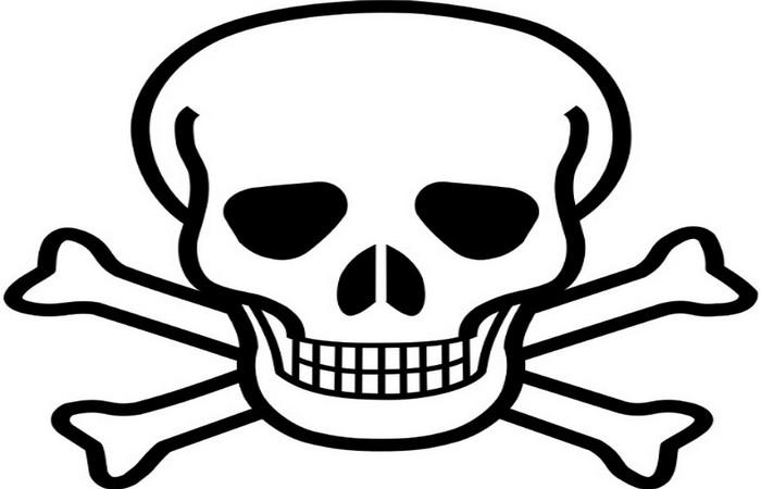 Символ абсолютной смерти.