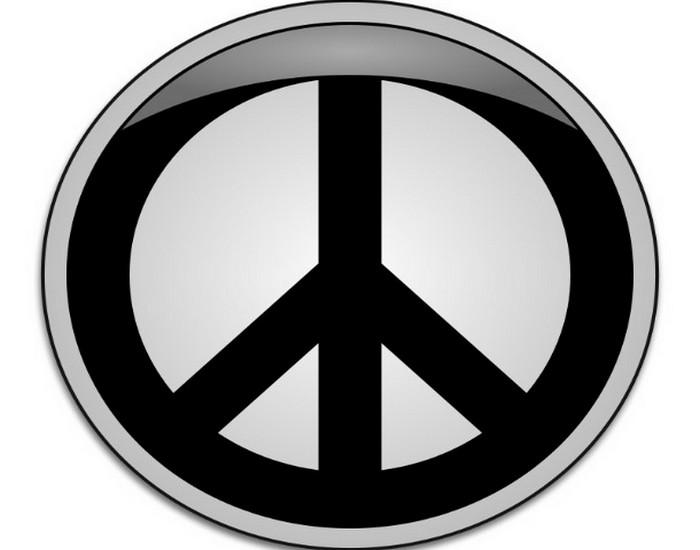 Международный символ мира.