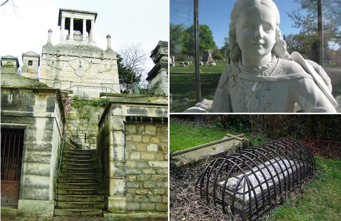 Самые известные в мире могилы.