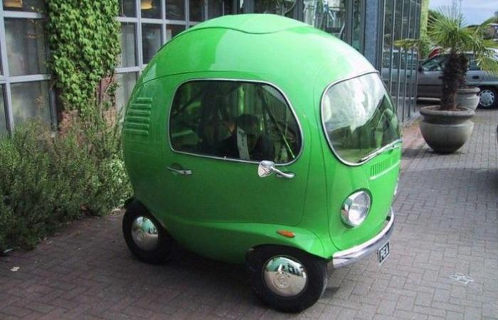 Самые маленькие авто, которые когда-либо сошли с конвейера.