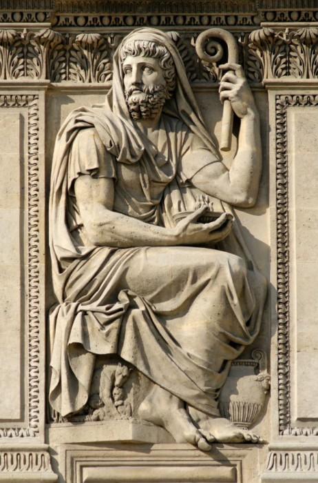 Геродот - первый человек, описавший мумификацию.