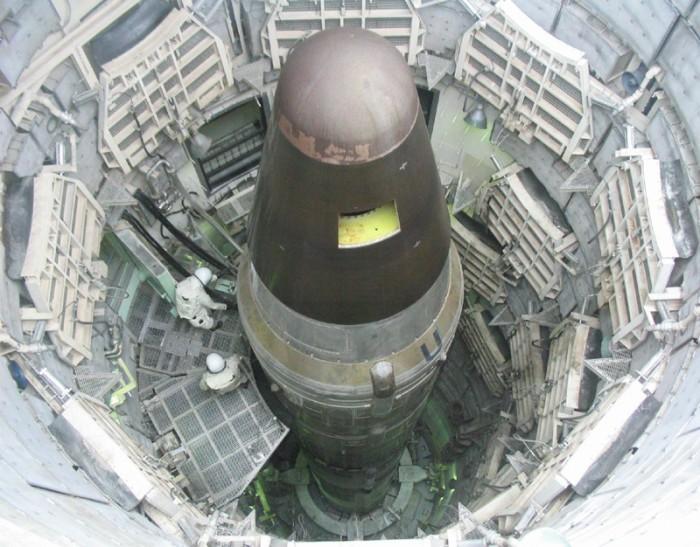 Музей межконтинентальных баллистических ракет.