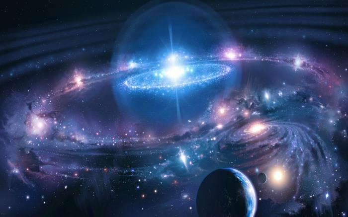 Альбом Вселенной