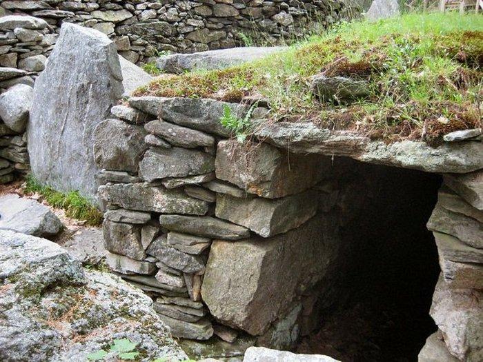 Американский Стоунхендж, которому 2500 лет.