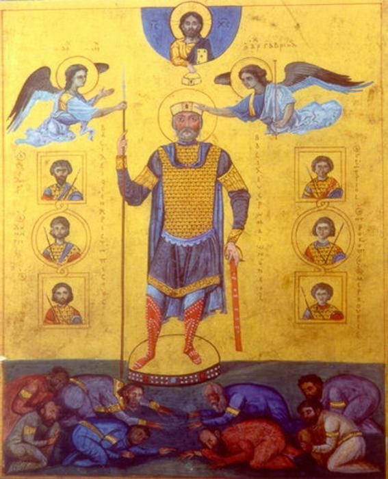 Василий II Болгаробоец.