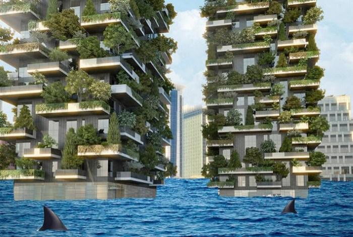 Вертикальное растениеводство.