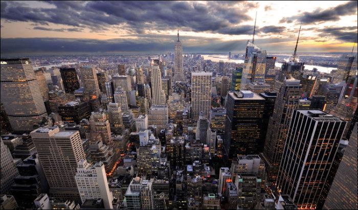 Нью-Йорк: $ 7,3 млрд венчурных инвестиций.