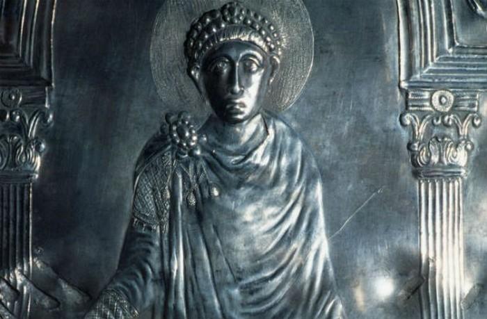 Император Феодосий.