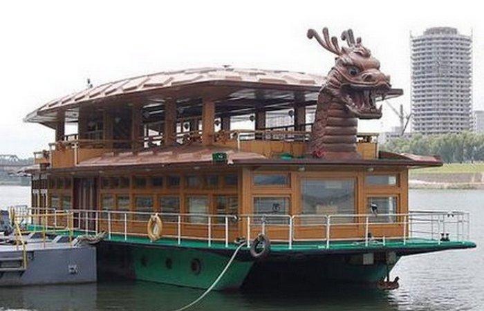 Ресторан Корабль-черепаха.