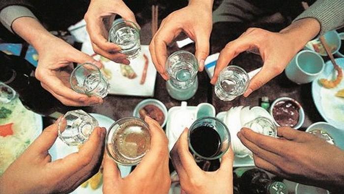 Как пить и не пьянеть.