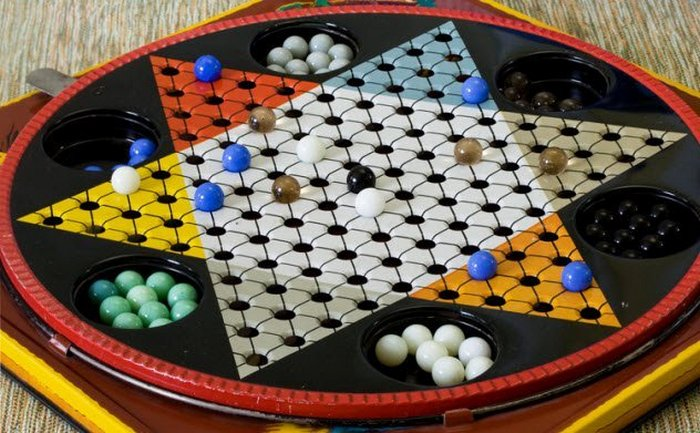 «Китайские шашки» из Германии.